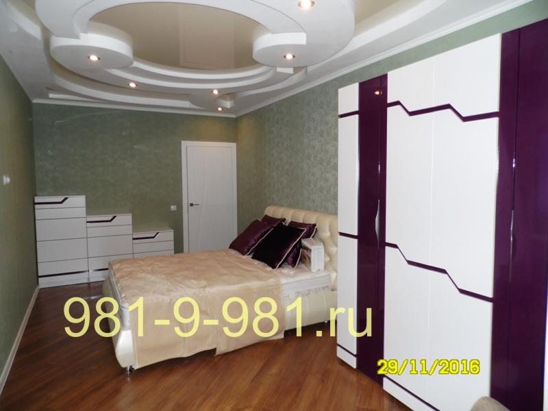 Гостиные и спальни на заказ по индивидуальным проектам, разм.